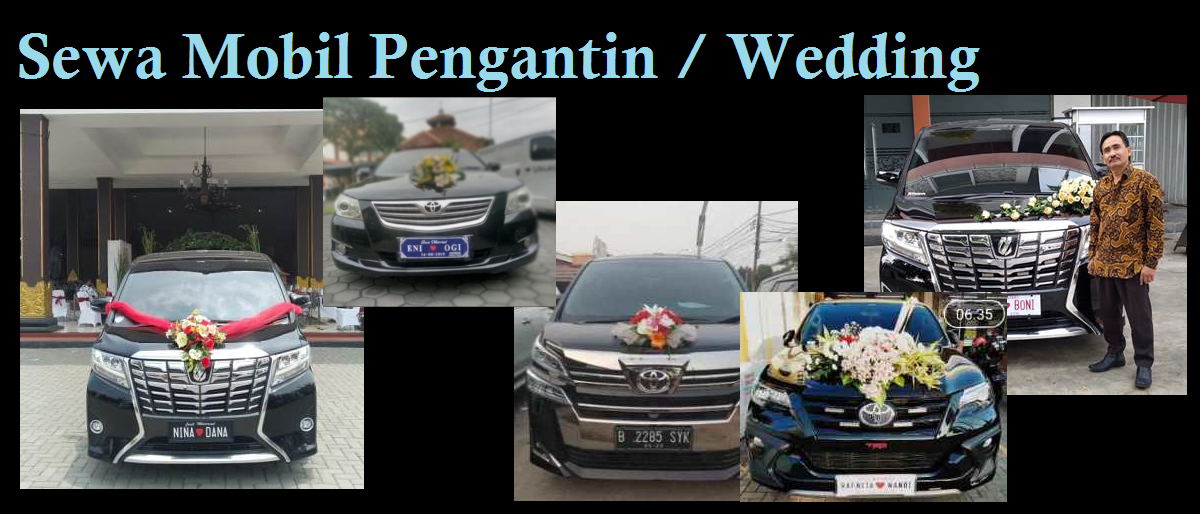 Permalink to: Sewa Mobil Pengantin Wedding